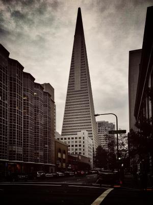 Сан Франциско Мобильное фото