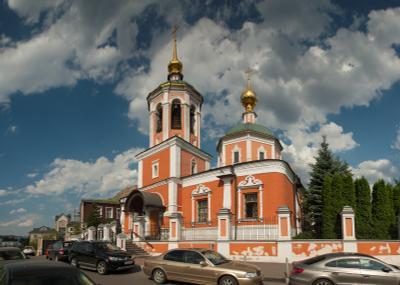 Троицкое подворье Москва Троицкое подворье