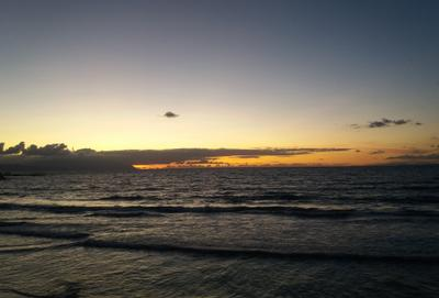 Каждый раз разное...неизменно прекрасное... море