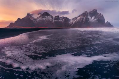 Невероятная Исландия Исландия фототур фото горы океан остров вода зама