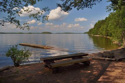 Мостки, мостики, причалы (2) мостки жаркий день лето озеро Сайма Южная_Карелия Финляндия Saimaa Finland
