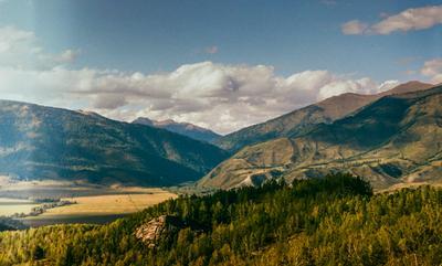 Нетронутая природа Алтая Алтай Горы Свободы Высота