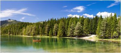 *** Черногория, Черное озеро