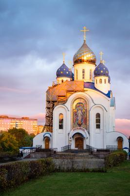 Реставрация церкви Воскресения Христова , Минск