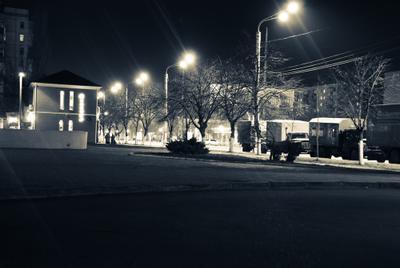 Вечерняя Одесса