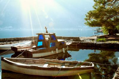 Монтенегро. Которский залив.