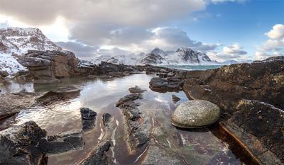 #241 Seashore, Norway 2015