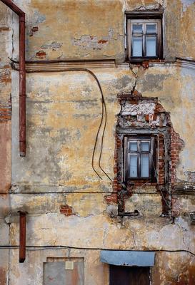 Старый дом... город улица дома