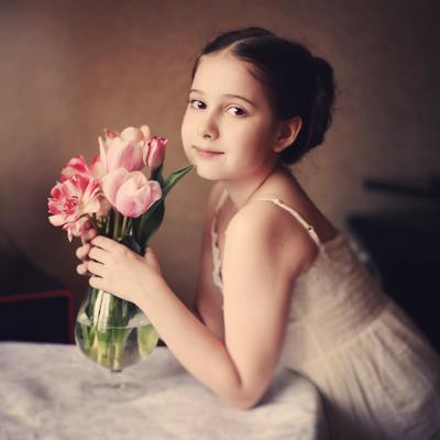 Про тюльпаны...Весна 2014...