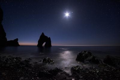 Сказка Золотых Ворот Крым Новый Свет Фотопленер Ночь Звёзды