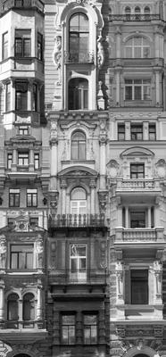 Окна Санкт-Петербурга Санкт-Петербург окна балконы дома