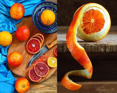 Красные апельсины апельсин цитрус
