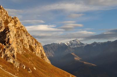 Золото Ходского перевала Северная Осетия- Алания Ходский перевал