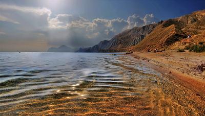 *** Крым море горы Киммерия Тишина покой