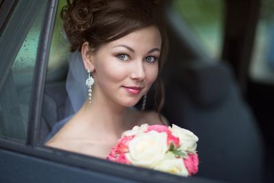 *** свадьба невеста букет автомобиль