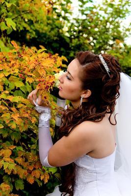Осенний вкус осенняя свадьба....