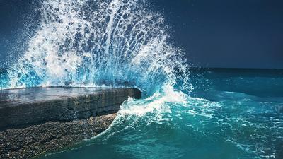 Вода и камень. Греция.
