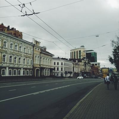 *** nature street city