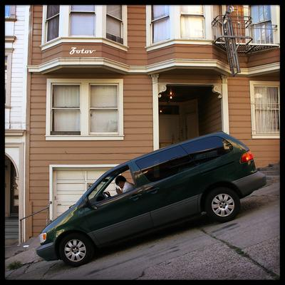 Улицы Сан-Франциско №2 Сан-Франциско