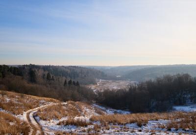 Среди холмов