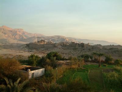 Старый Луксор Египет