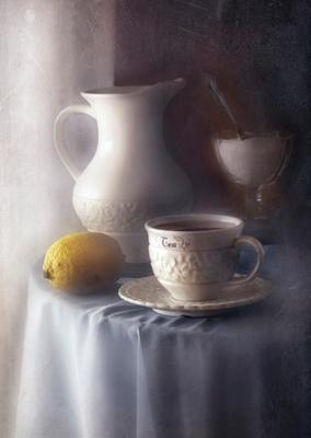 С лимоном лимон