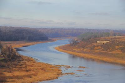 Волга Волга Старица