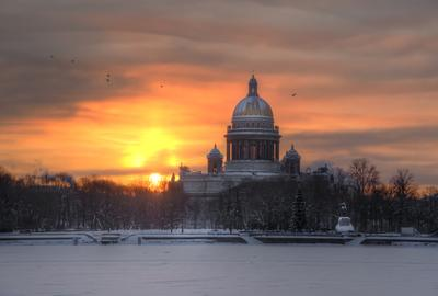 Сегодня в СПб гостило солнце!;)