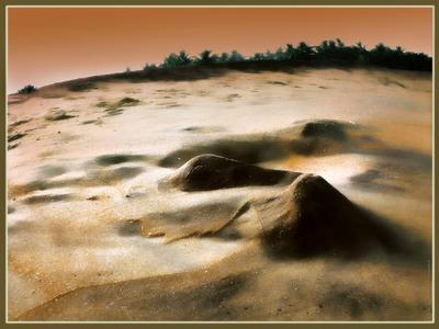 *27 шагов до оазиса...* фотография путешествие фоторабота пейзаж Фото.Сайт