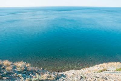 Голубое море... море анапа большойутриш