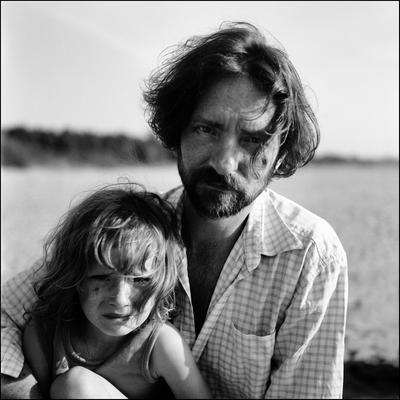 Андрей с дочерью