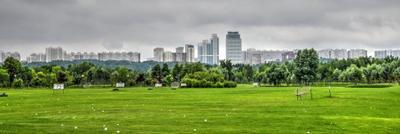 Поля для гольфа в Москве