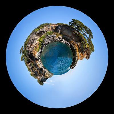 Необитаемый остров Турция Кемер