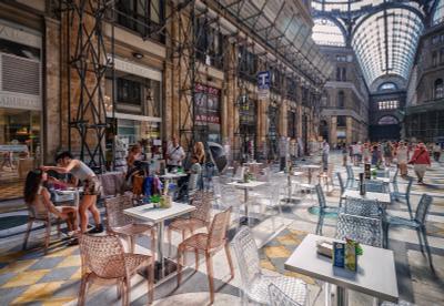 Галерея Умберто #1 италия неаполь галерея умберто