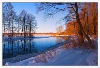 ЗИМНЯЯ зима