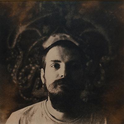 Мастер тату Андрей Винтиков цианотипия,cyanotype