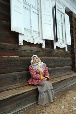 Из Сибири с любовью! масленица сибирь девушка праздник