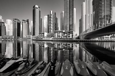 Dubai Marina 13 ЧБ Dubai Marina Дубаи Марина
