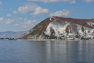 Мыс Устьянский байкал мыс ангара