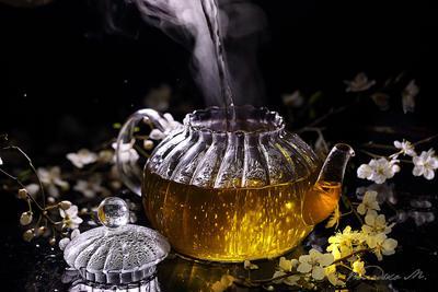 Весенний чай чай