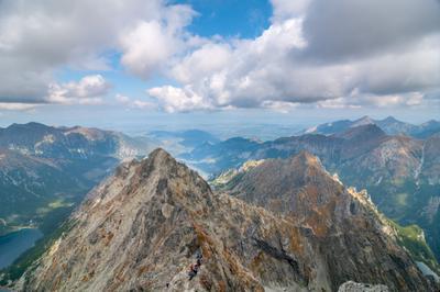 Tatry Poland Polska góry mountains Rysy Morskie Oko Польша Татры Горы