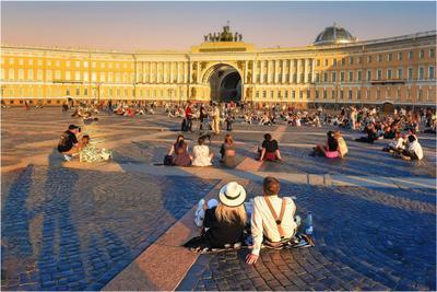 Вечер вдвоем Зимний дворец