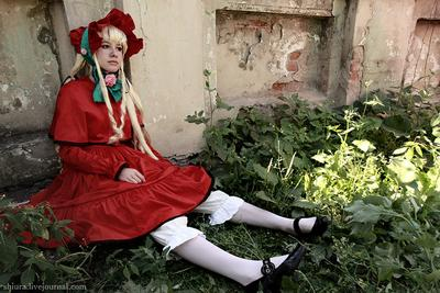 Кукла кукла, косплей