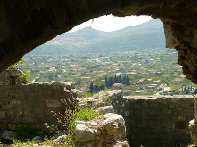 Черногория. Старый Бар Черногория Старый Бар
