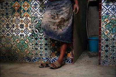 (9) Гончар Тунис Набёль гончар нога