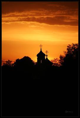 Вера закат церковь