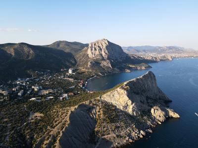 Крым. Новый Свет. крым новый свет горы