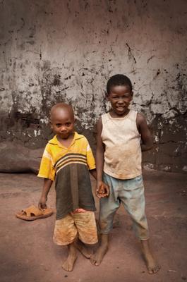 *** мальчики *** мальчики улыбка Африка друзья дети