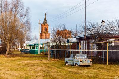 Тамбовская область,Моршанский район,с. Алкужинские Борки