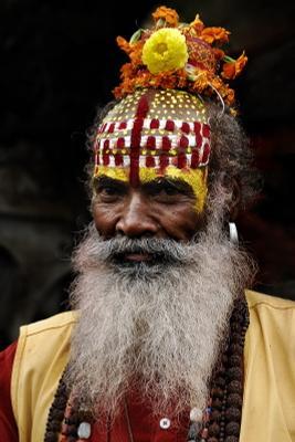 Saddhu садху непал йог